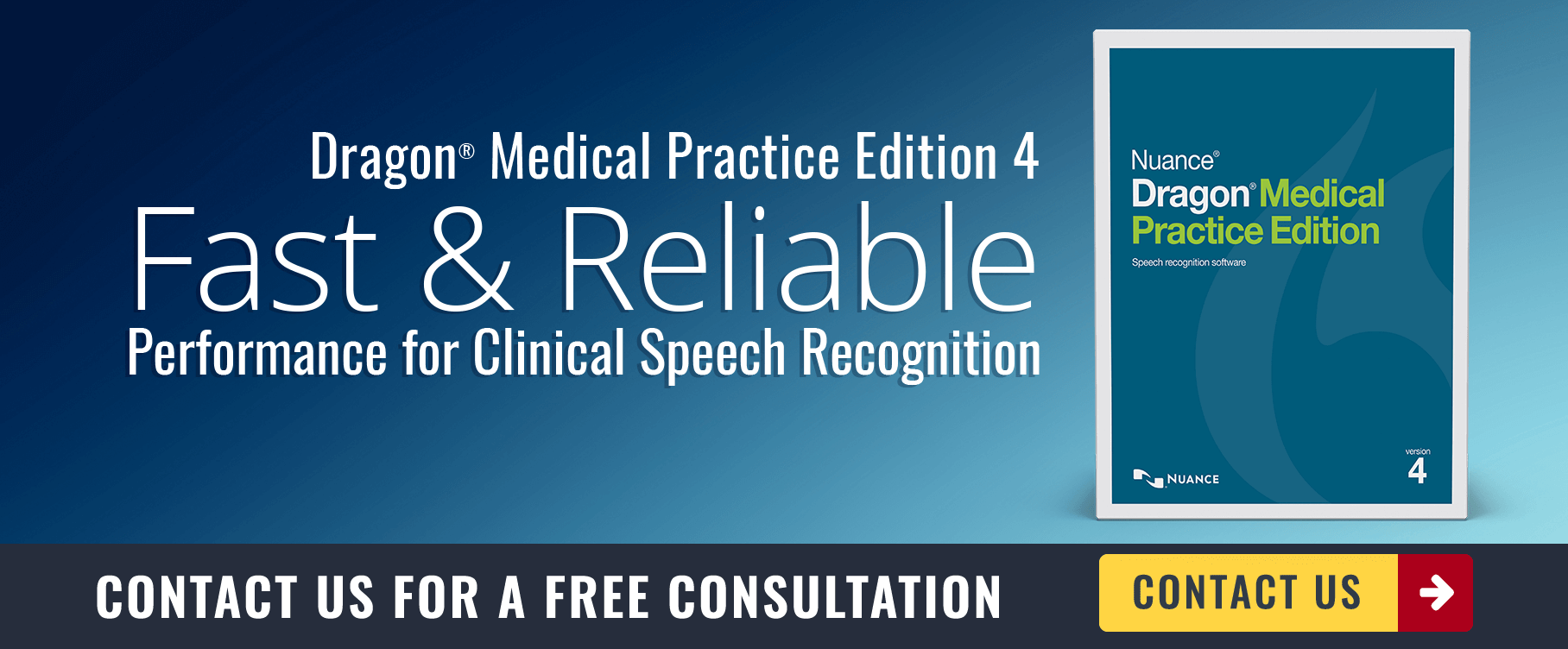 Keep your practice up-to-date - Dragon Medical Practice Edition 4
