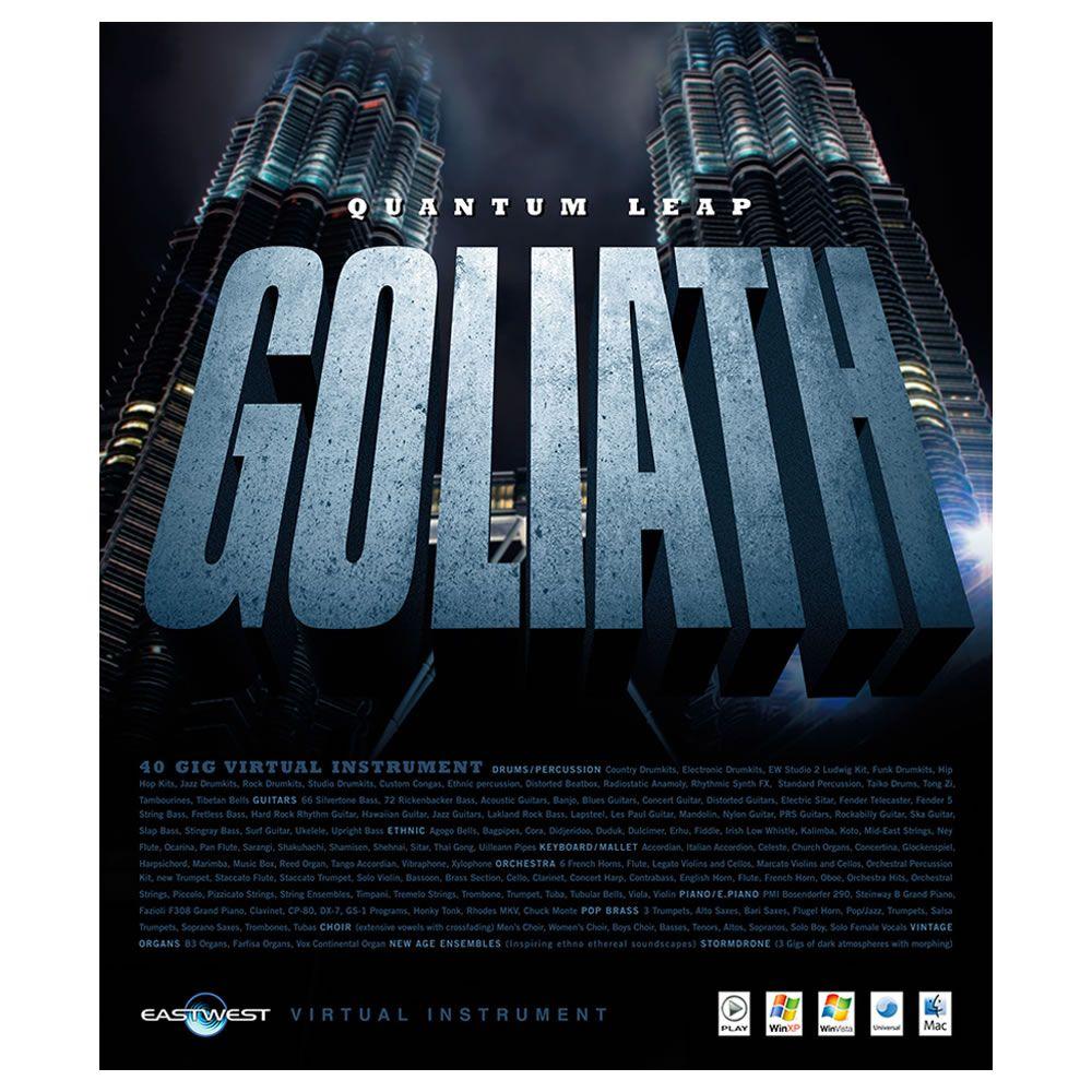 EastWest Goliath Virtual Instrument (Download)
