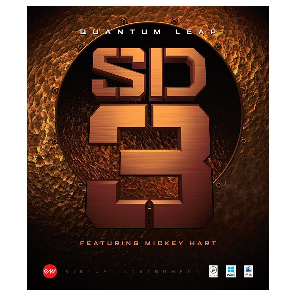 EastWest Stormdrum 3 Virtual Instrument (Download)