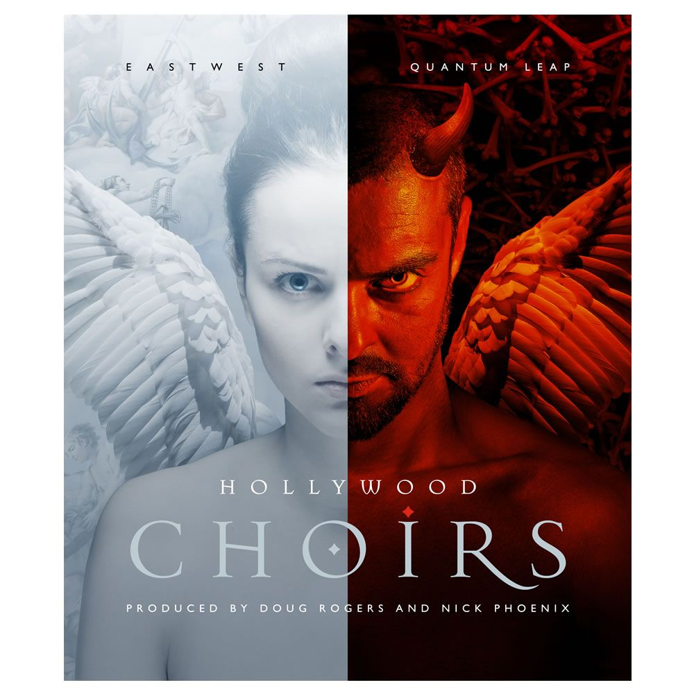 Eastwest Hollywood Choirs Gold Virtual Instrument (Download)