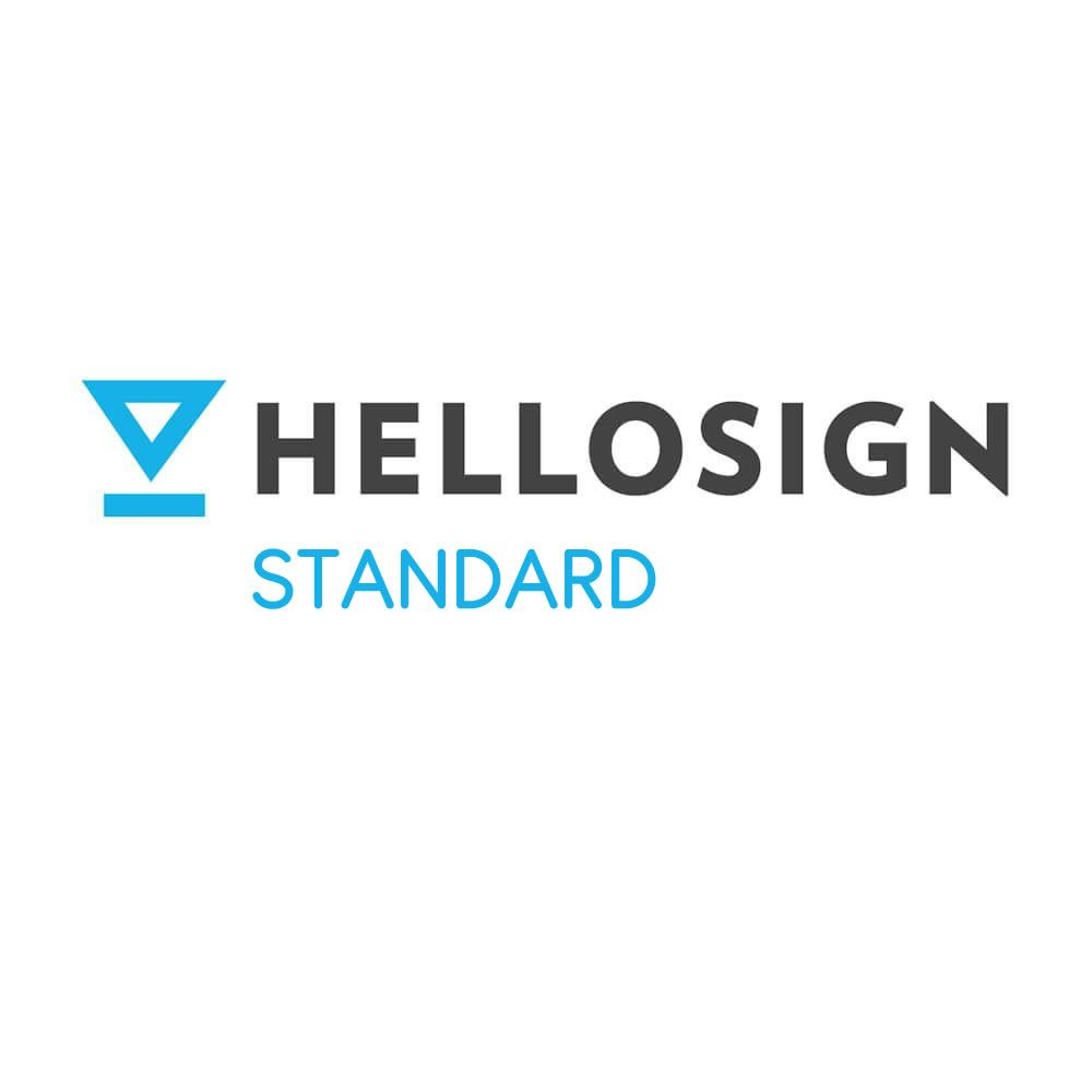 HelloSign for Business Standard Annual Subscription (Non-Profit)