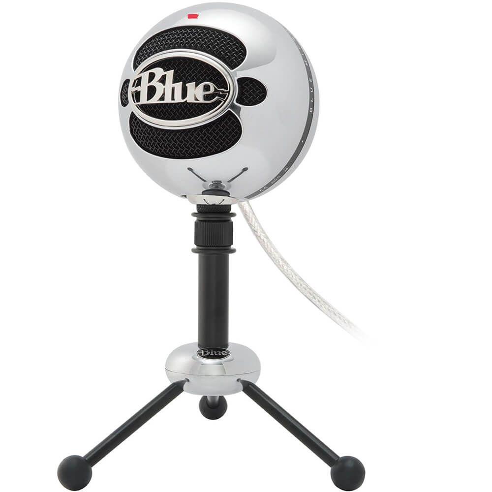 Blue Microphones Snowball Microphone Brushed Aluminium