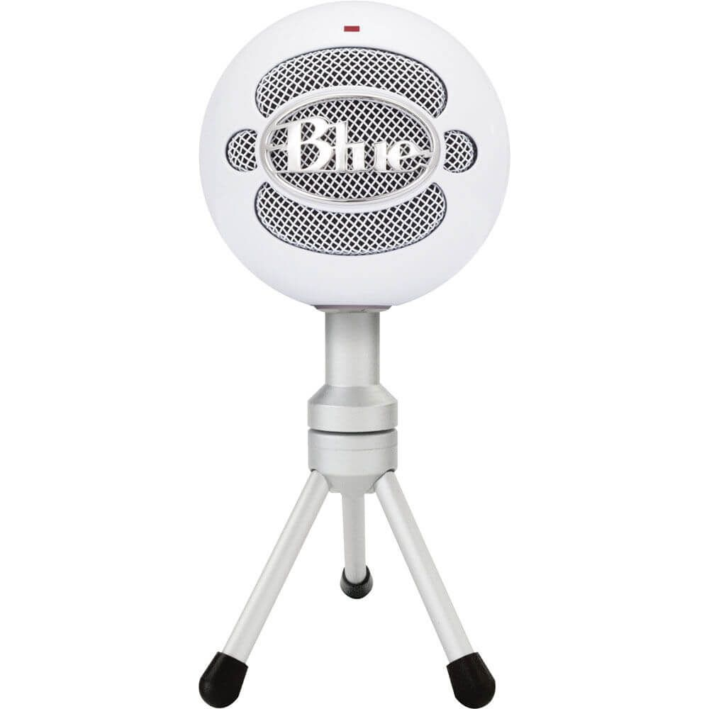 Blue Microphones Snowball Ice Microphone White