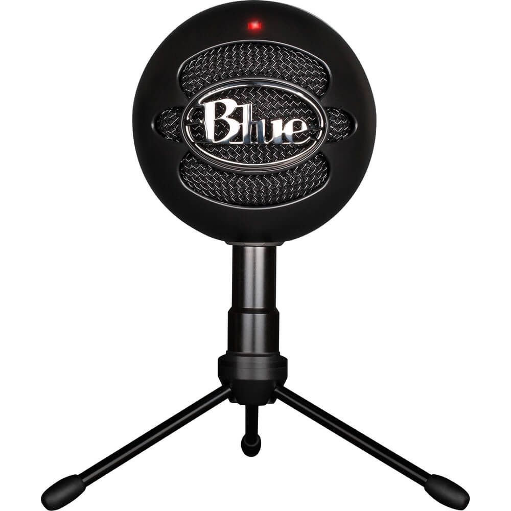 Blue Microphones Snowball Ice Microphone Black