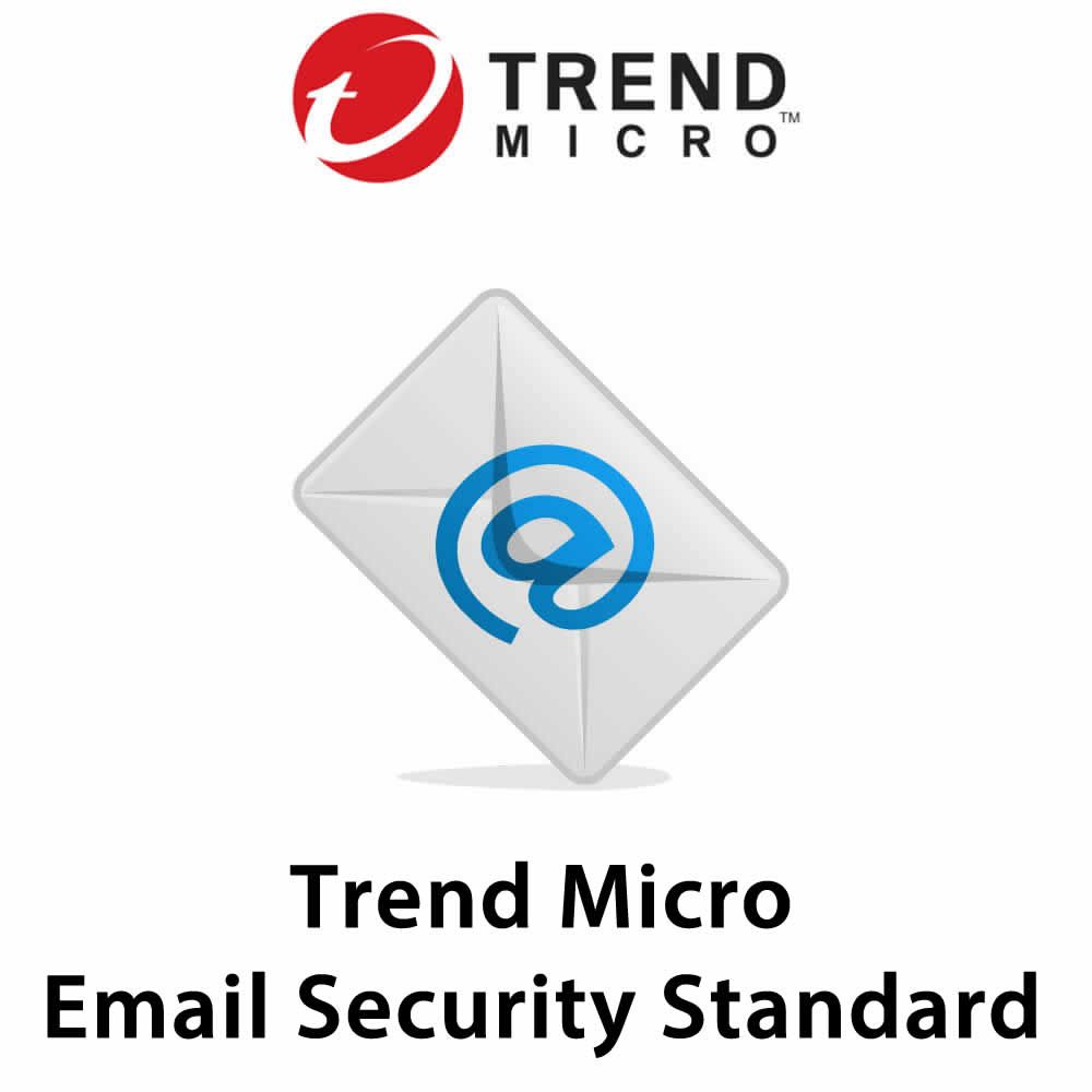 Trend Micro Email Security Standard (Annual Subscription License)