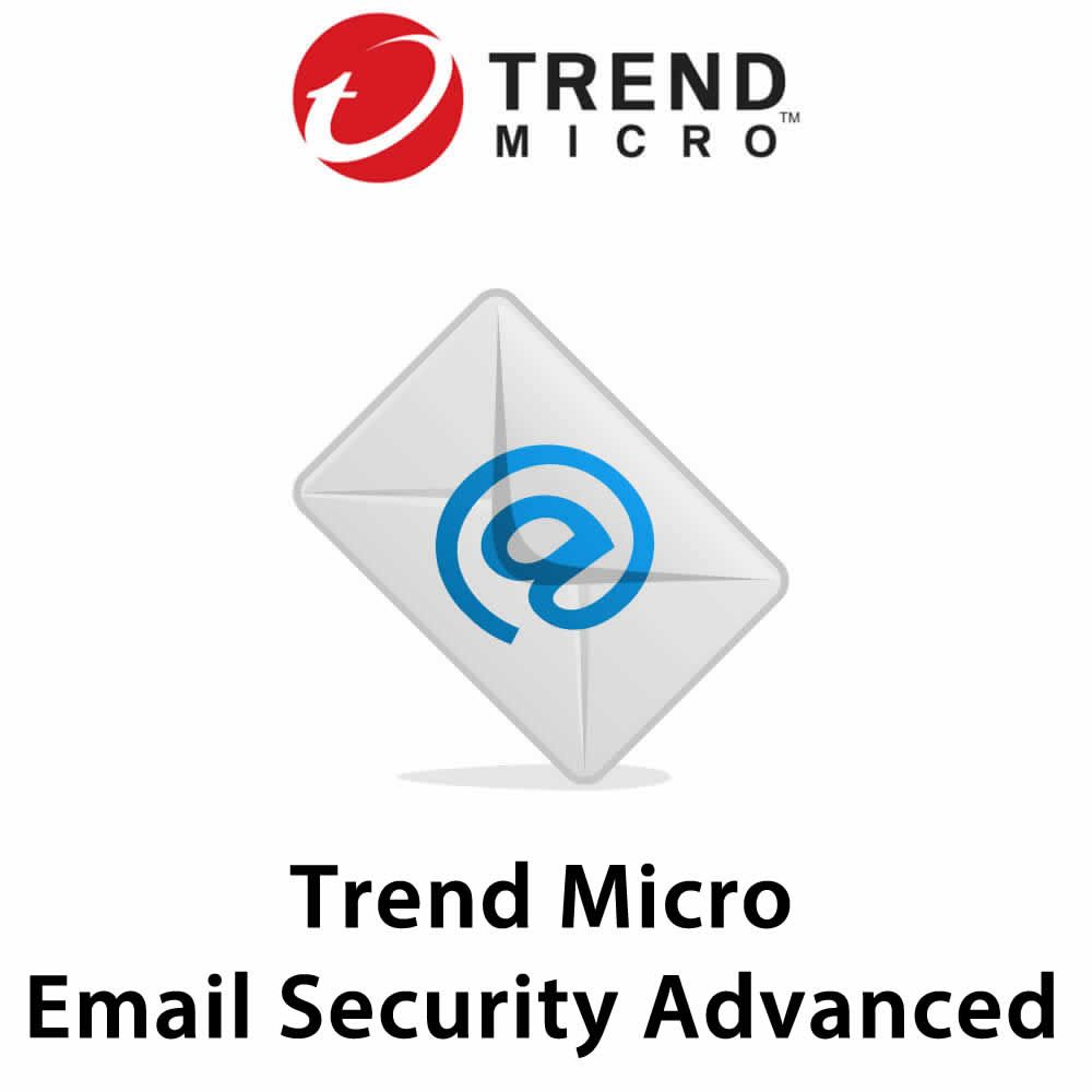 Trend Micro Email Security Advanced (Annual Subscription License)