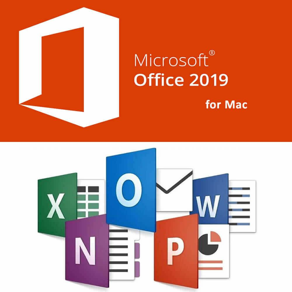 Microsoft Office 2019 Standard for MacOSX