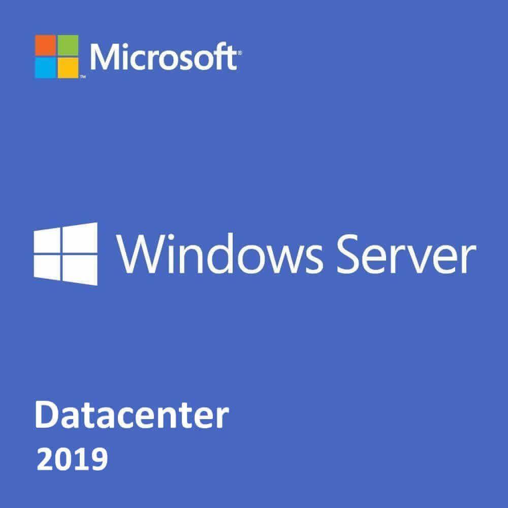 Microsoft Windows Server 2019 Datacenter Edition 2-Core (Small Business)