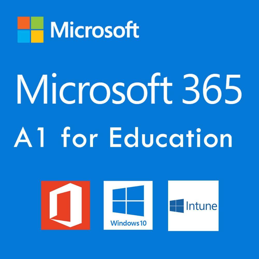Microsoft 365 A1 Device License (6-Year Term)