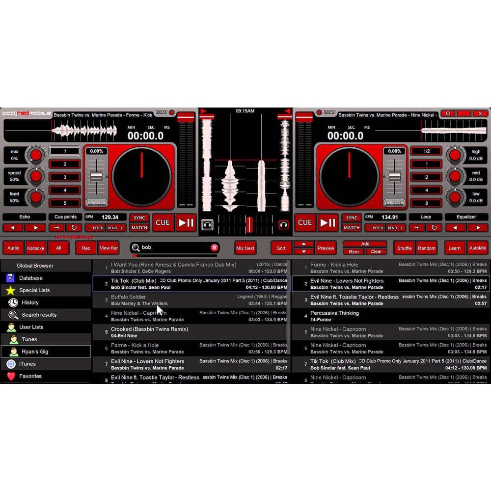 PCDJ DEX 3 RE DJ Software