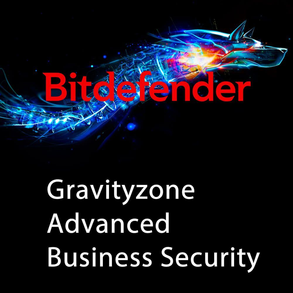 Bitdefender Gravityzone Advanced Business Security (Academic/ Non-Profit) 3-Year Subscription License