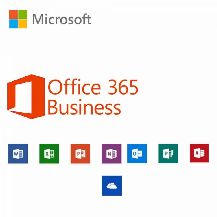Microsoft Office 365 Business Monthly Subscription License Technology Solutions For Small And Medium Business