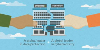 Backup Experts Carbonite Planning to Acquire Cyber-Security Company Webroot