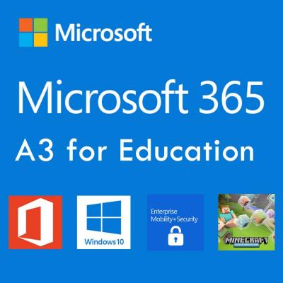 Microsoft 365 A3: A Complete Microsoft Site License and Management Solution