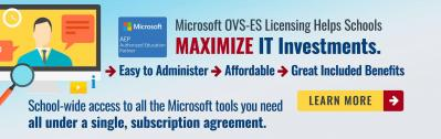 Trying to purchase a Microsoft site license for your school or district?