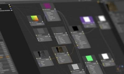 New Core Technology Brings Node Based Material Concept to Cinema 4D R20