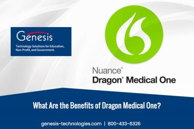 What Are the Benefits of Dragon Medical One?